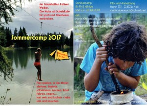 Sommercamp 2017