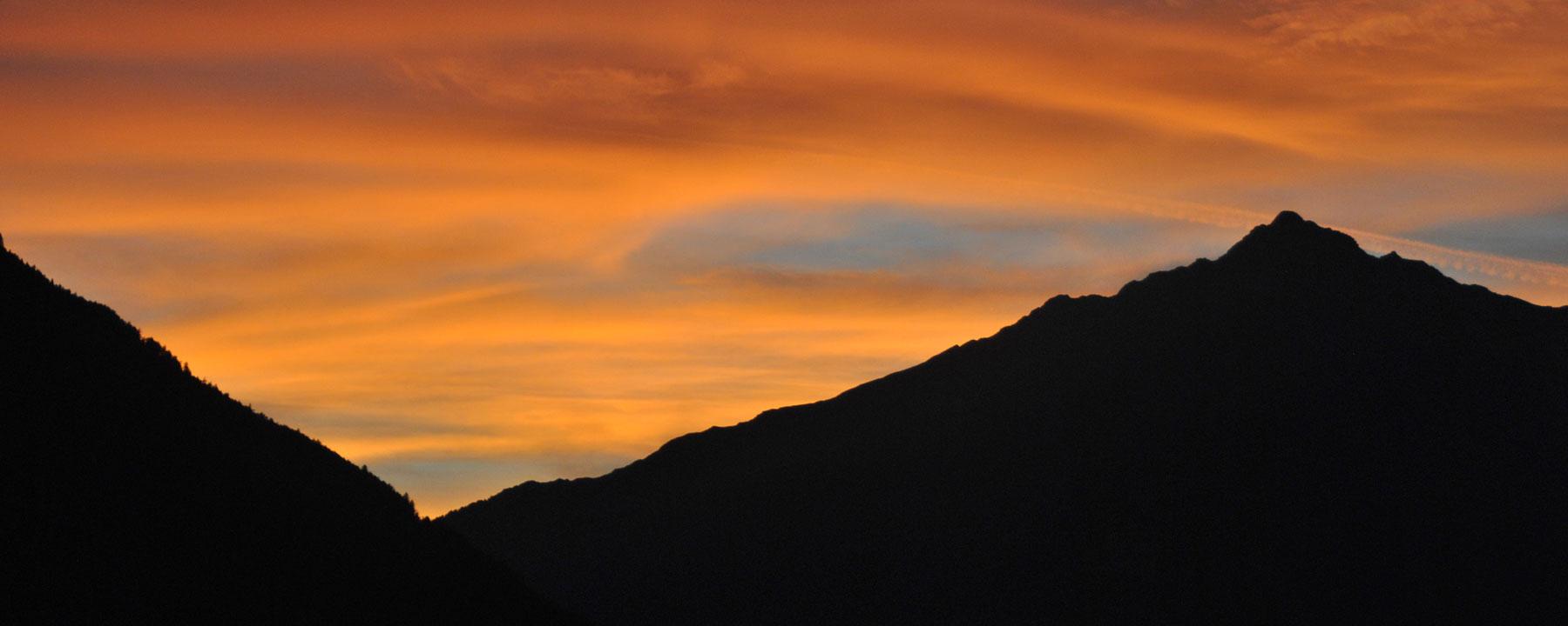 Sonnenaufgang-Laugen